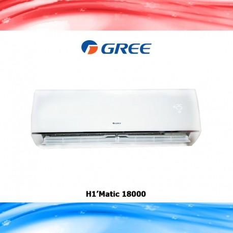 کولر گازی گری H1Matic 18000