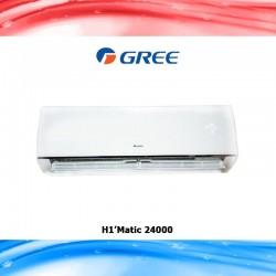 کولر گازی گری H1Matic 24000