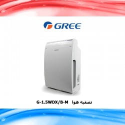 تصفیه هوا گری GREE Air Purifier مدل G-1.5WDX/B-M