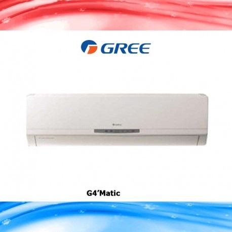 کولر گازی گری G4MATIC